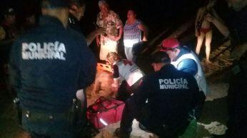 apoyo a persona por ahogamiento en Bahía de Kino (3)