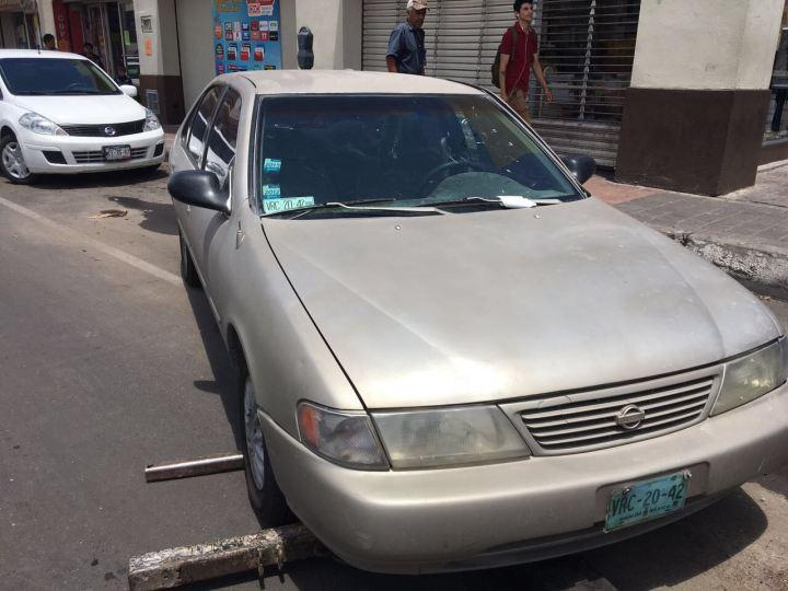 vehículo recuperado con reporte de robo (1)