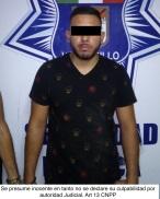 Detenidos por portación de arma de fuego (2)
