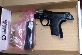 Detenidos por portación de arma de fuego (3)