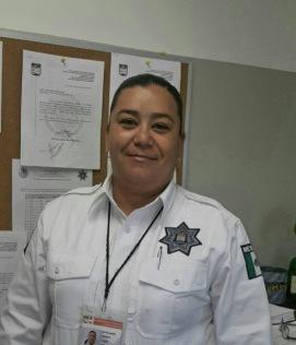 Lydia Obdulia Castillo Romero, Policía de Tránsito Municipal